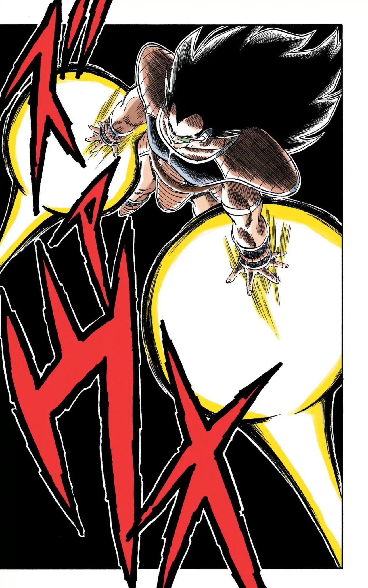 Dragon Ball Full Color Saiyan Arc Chapter 6  Online Free Manga Read Image 8