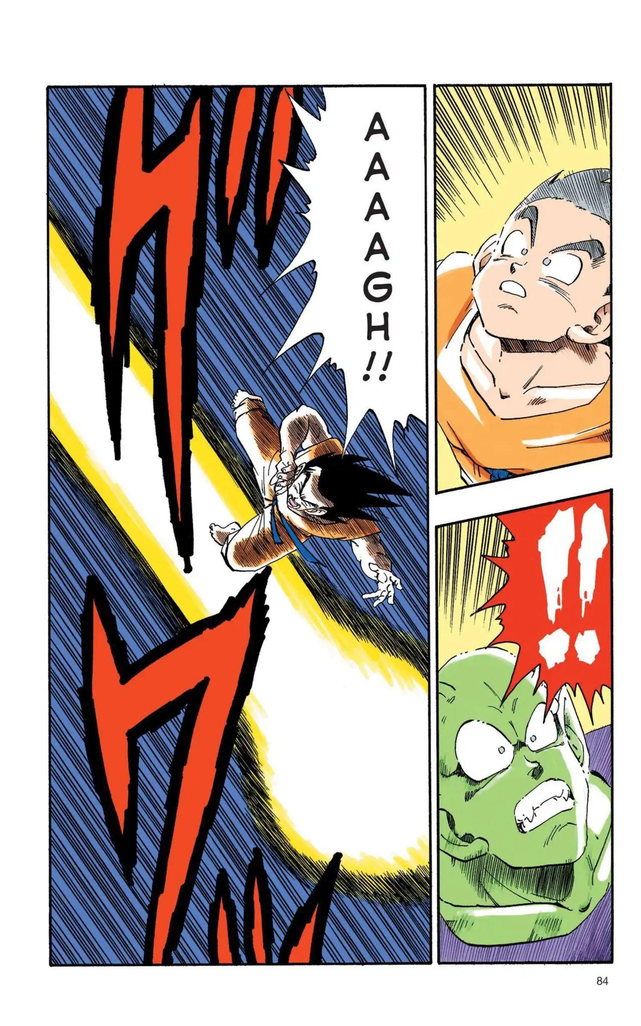Dragon Ball Full Color Saiyan Arc Chapter 6  Online Free Manga Read Image 9