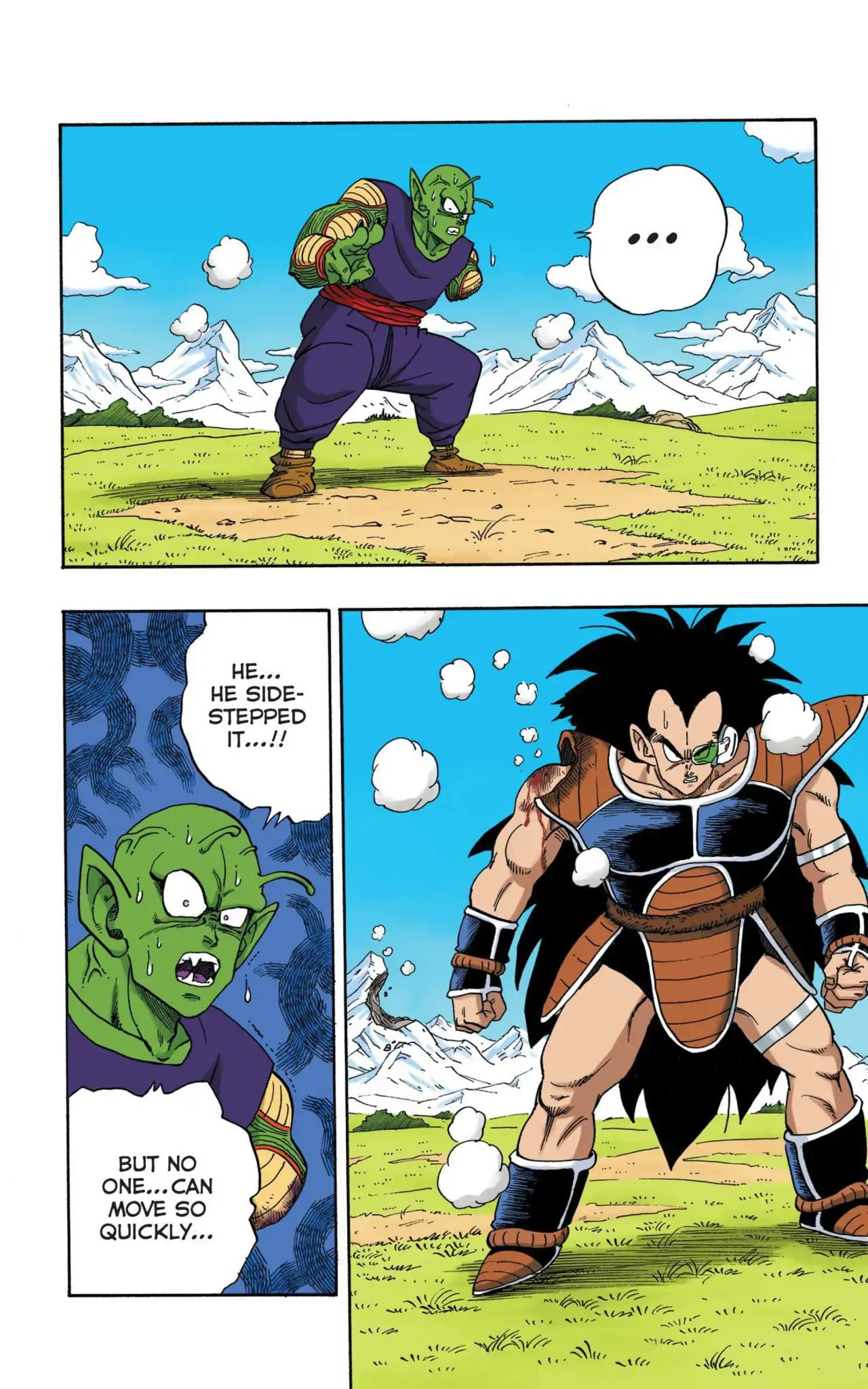 Dragon Ball Full Color Saiyan Arc Chapter 8  Online Free Manga Read Image 5