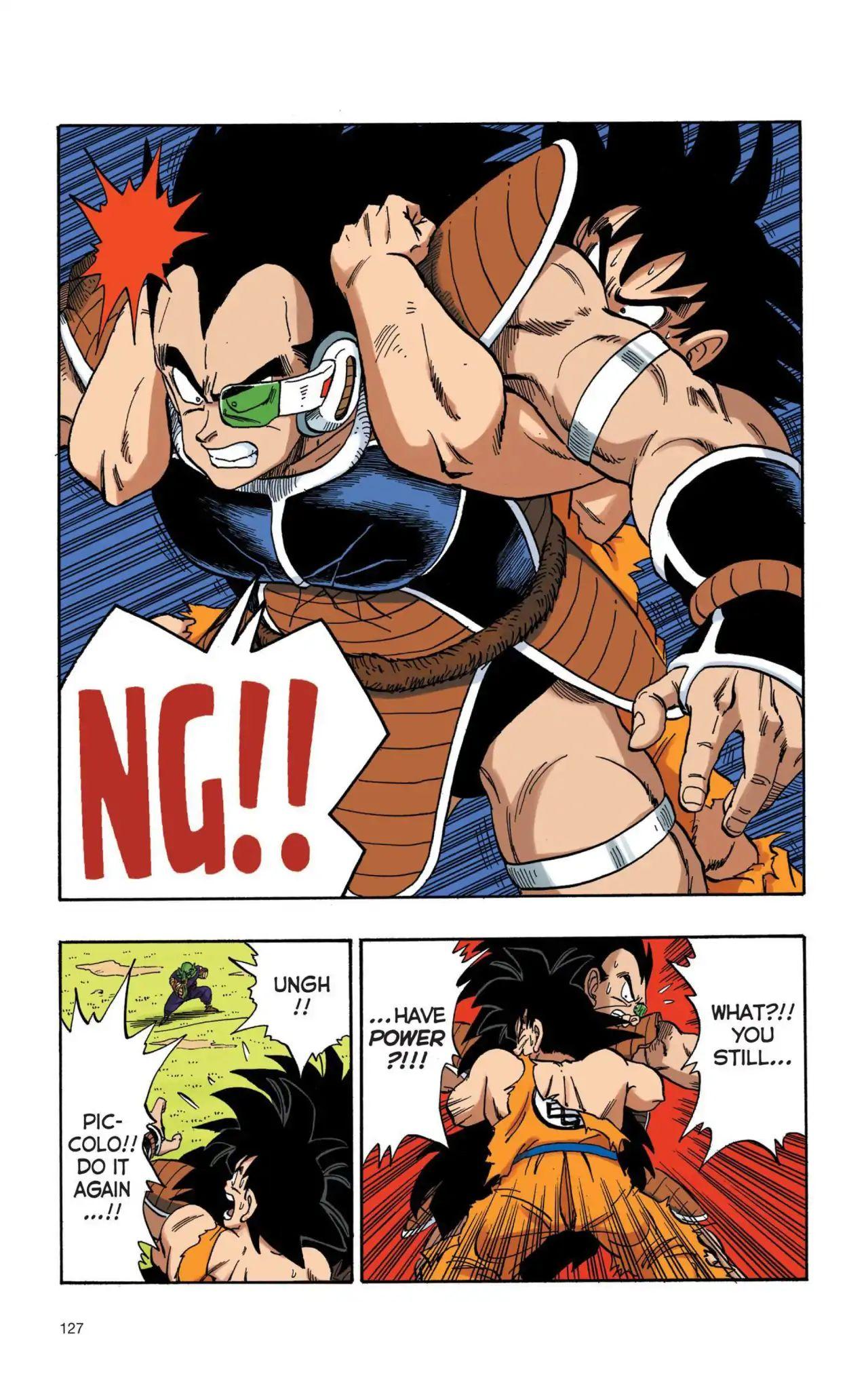 Dragon Ball Full Color Saiyan Arc Chapter 9  Online Free Manga Read Image 10