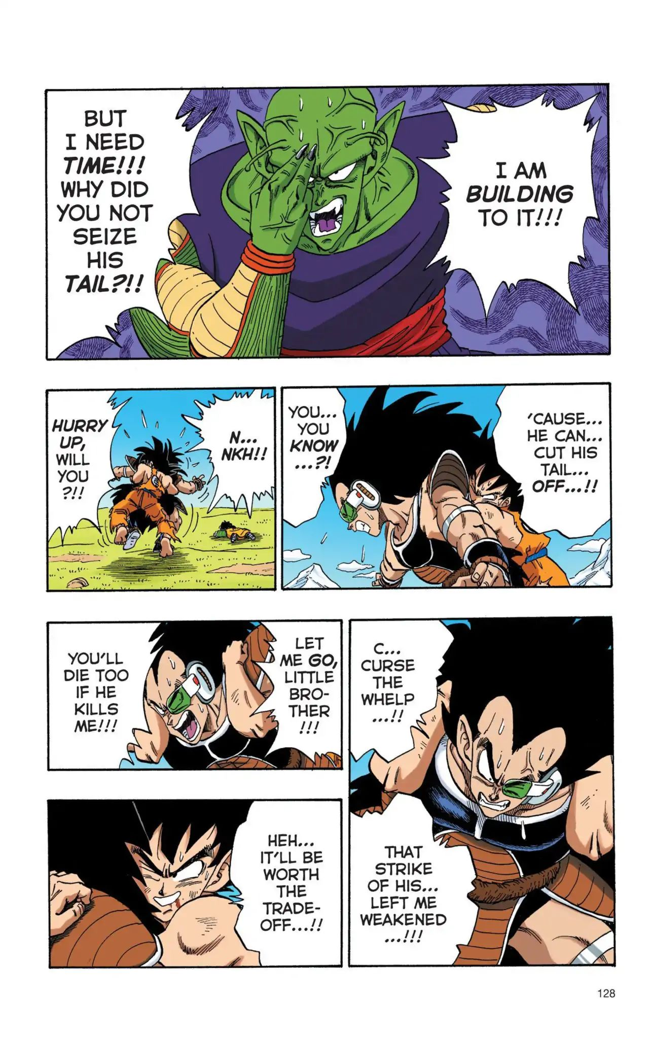Dragon Ball Full Color Saiyan Arc Chapter 9  Online Free Manga Read Image 11