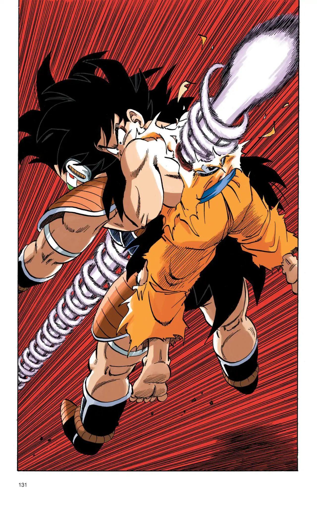 Dragon Ball Full Color Saiyan Arc Chapter 9  Online Free Manga Read Image 14