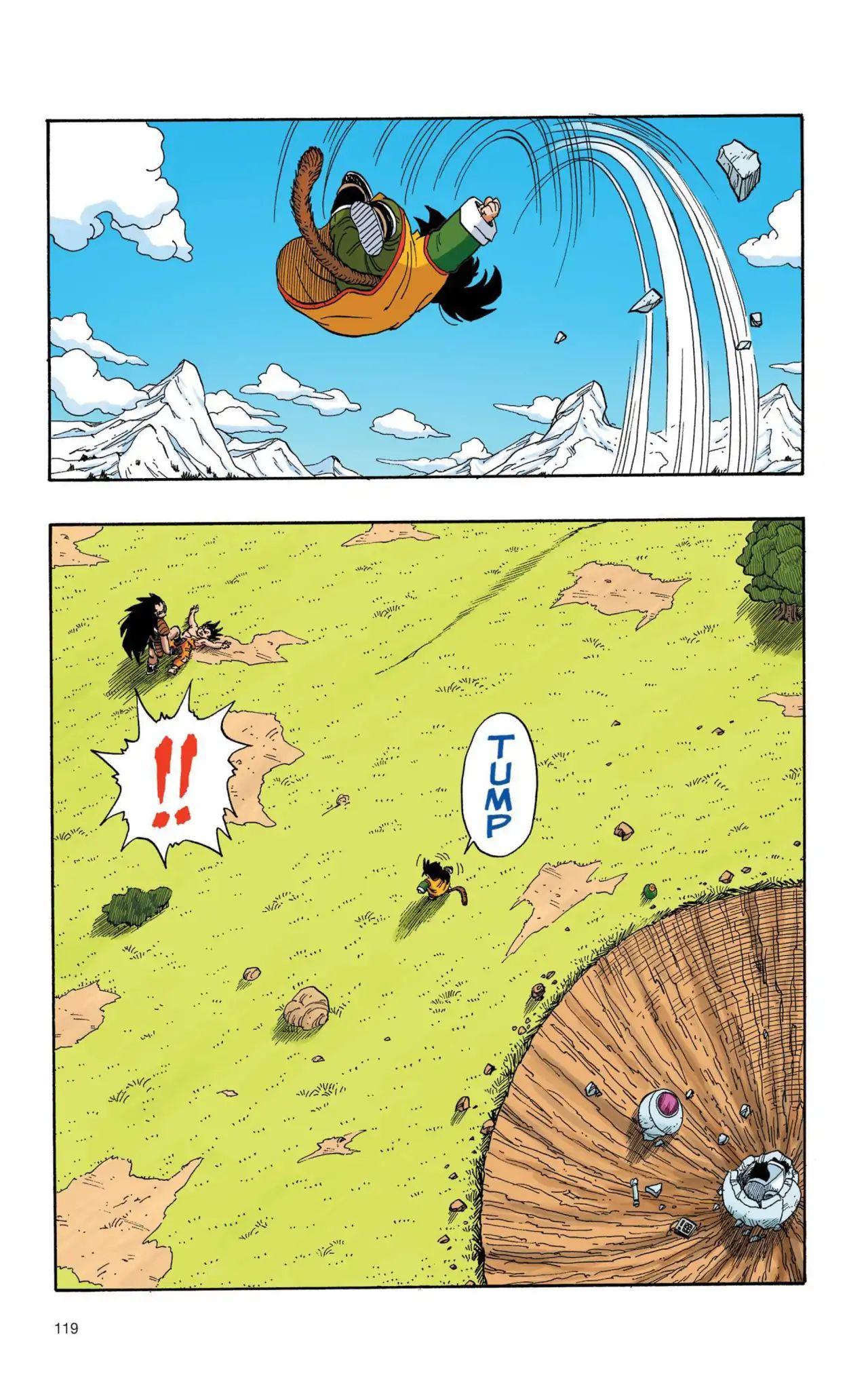 Dragon Ball Full Color Saiyan Arc Chapter 9  Online Free Manga Read Image 2