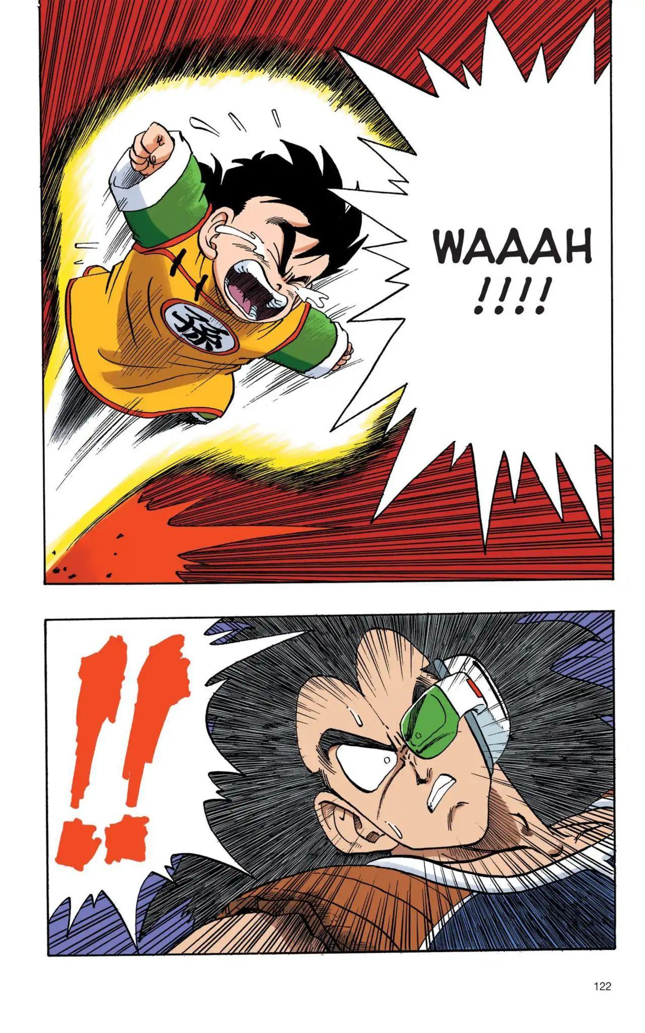 Dragon Ball Full Color Saiyan Arc Chapter 9  Online Free Manga Read Image 5
