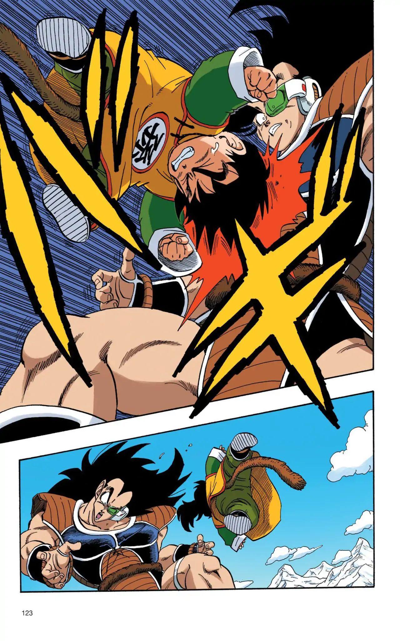 Dragon Ball Full Color Saiyan Arc Chapter 9  Online Free Manga Read Image 6