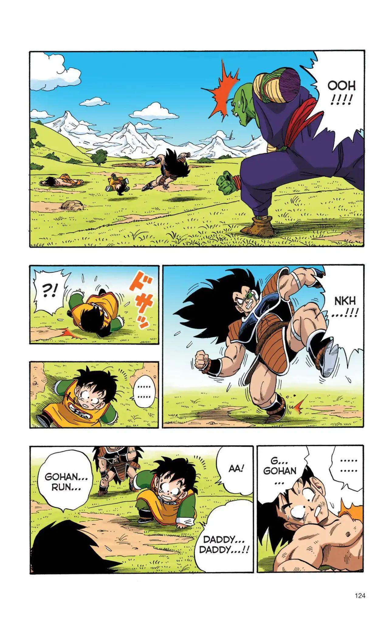Dragon Ball Full Color Saiyan Arc Chapter 9  Online Free Manga Read Image 7