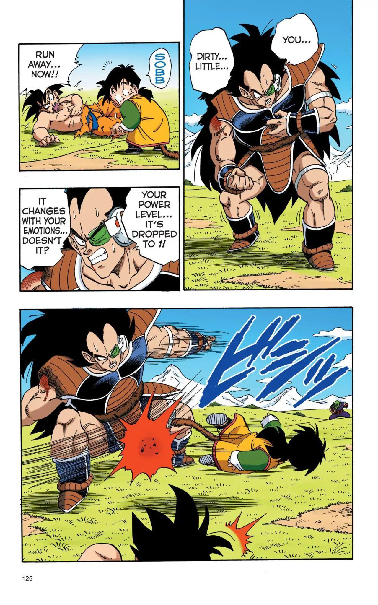 Dragon Ball Full Color Saiyan Arc Chapter 9  Online Free Manga Read Image 8