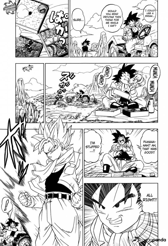 Dragon Ball Super Chapter 1  Online Free Manga Read Image 4