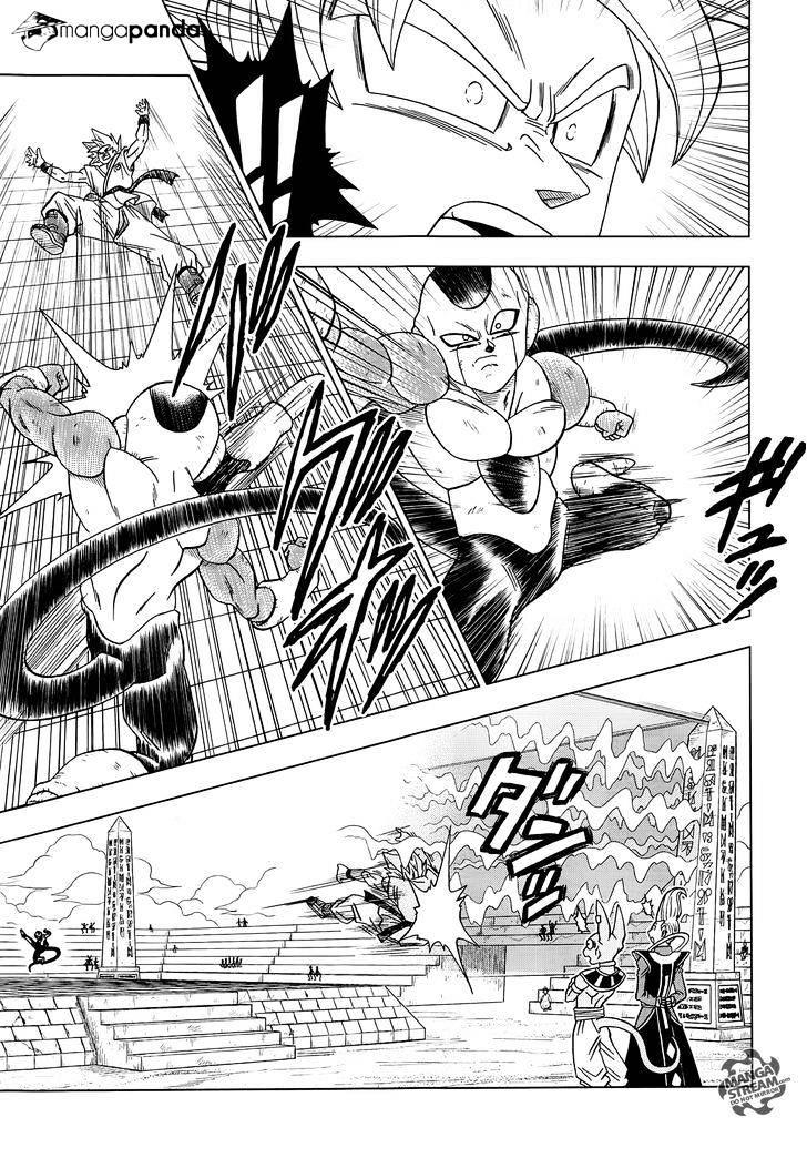 Dragon Ball Super Chapter 10  Online Free Manga Read Image 18
