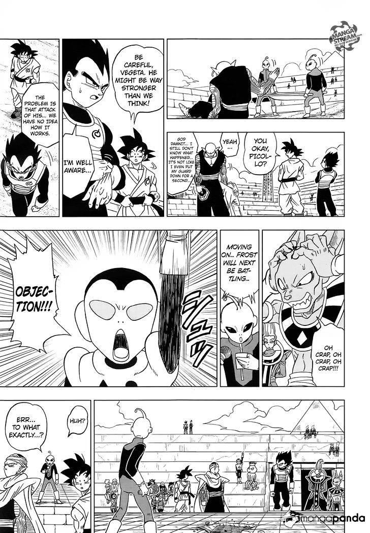 Dragon Ball Super Chapter 10  Online Free Manga Read Image 30