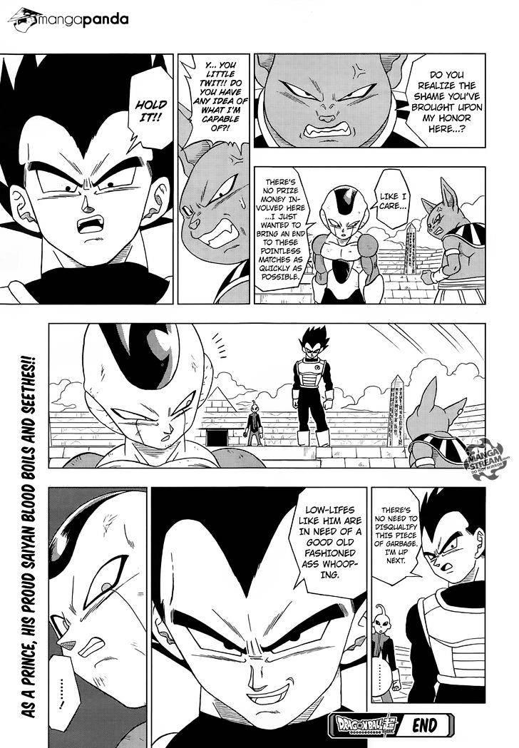Dragon Ball Super Chapter 10  Online Free Manga Read Image 34