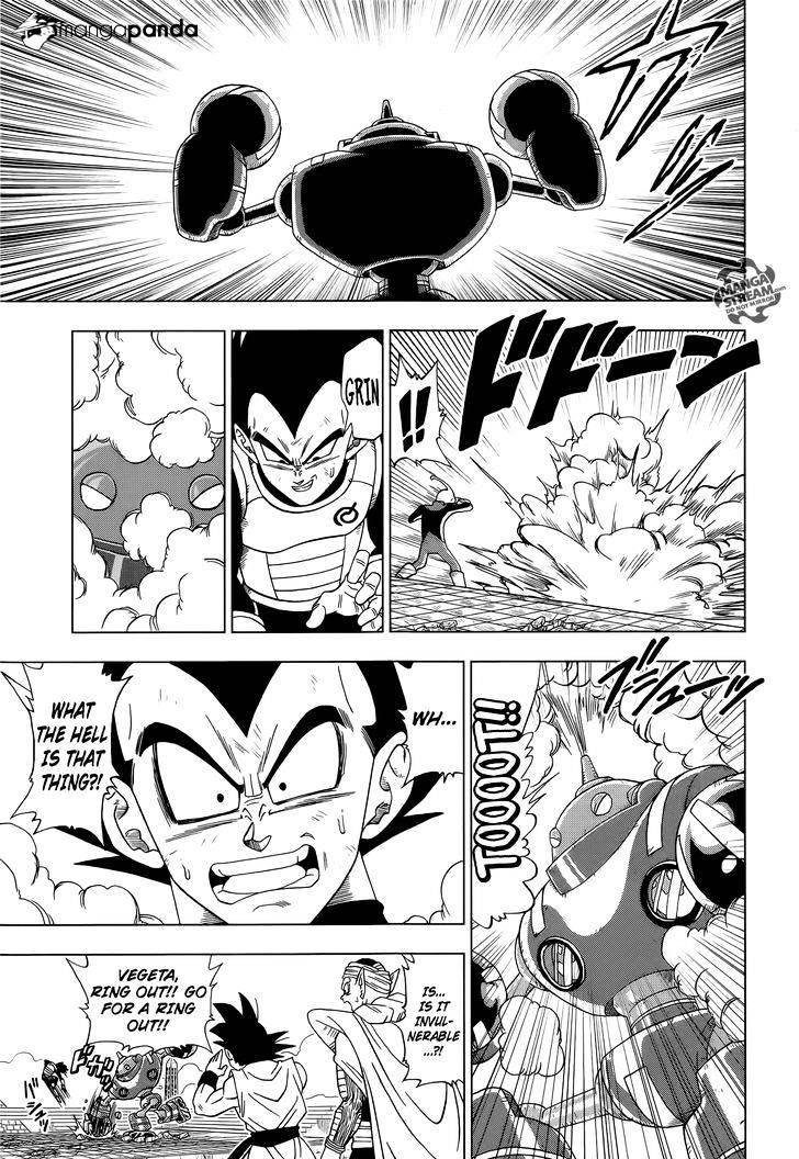 Dragon Ball Super Chapter 11  Online Free Manga Read Image 16