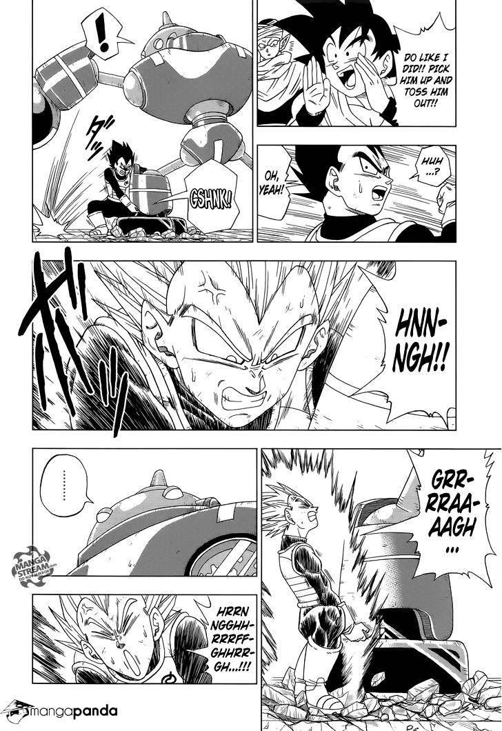 Dragon Ball Super Chapter 11  Online Free Manga Read Image 17