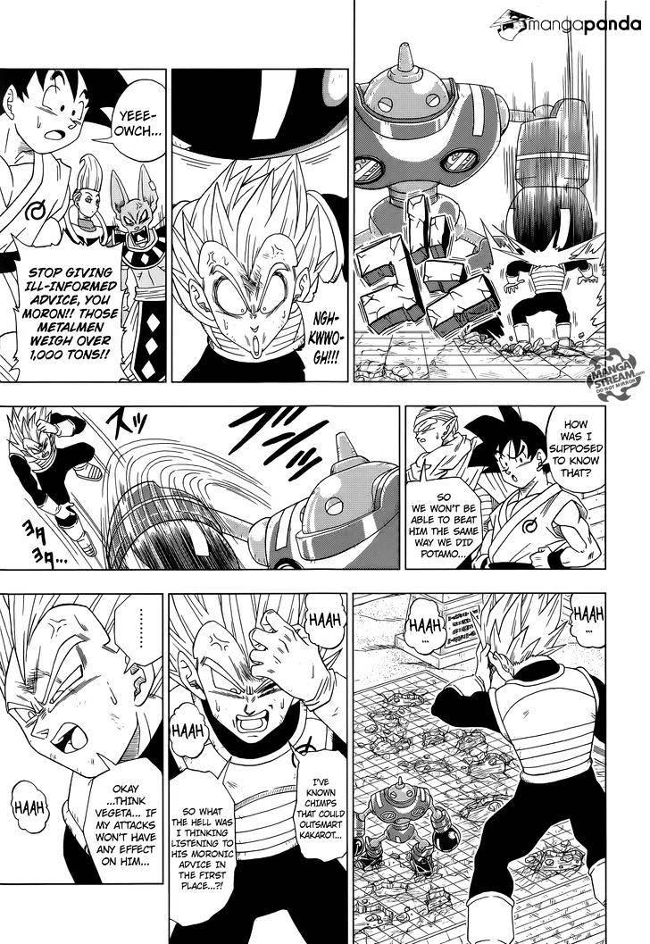 Dragon Ball Super Chapter 11  Online Free Manga Read Image 18
