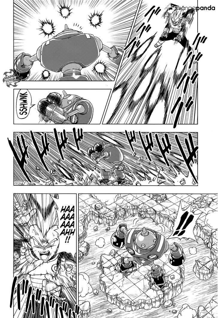 Dragon Ball Super Chapter 11  Online Free Manga Read Image 19