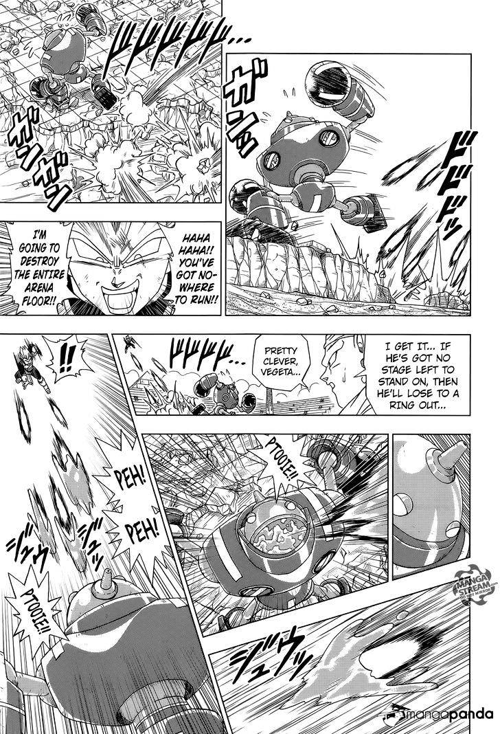 Dragon Ball Super Chapter 11  Online Free Manga Read Image 20