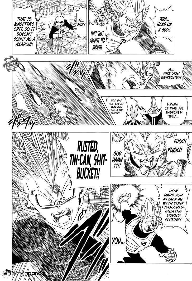 Dragon Ball Super Chapter 11  Online Free Manga Read Image 21