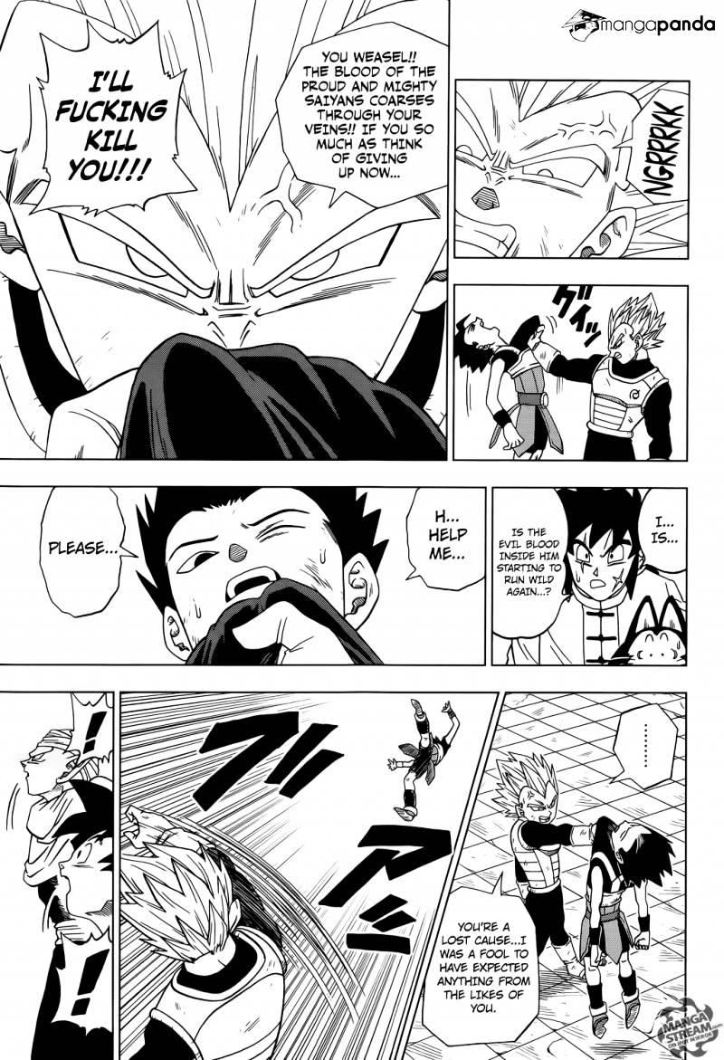 Dragon Ball Super Chapter 12  Online Free Manga Read Image 10