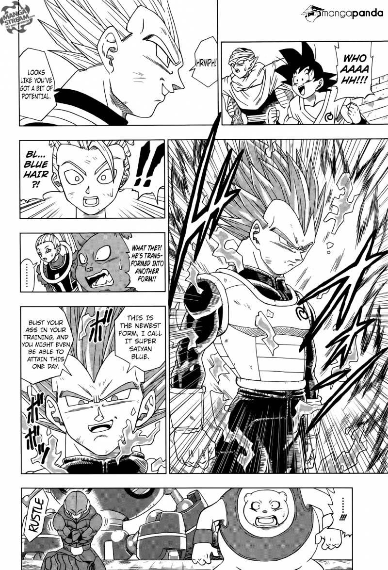 Dragon Ball Super Chapter 12  Online Free Manga Read Image 15