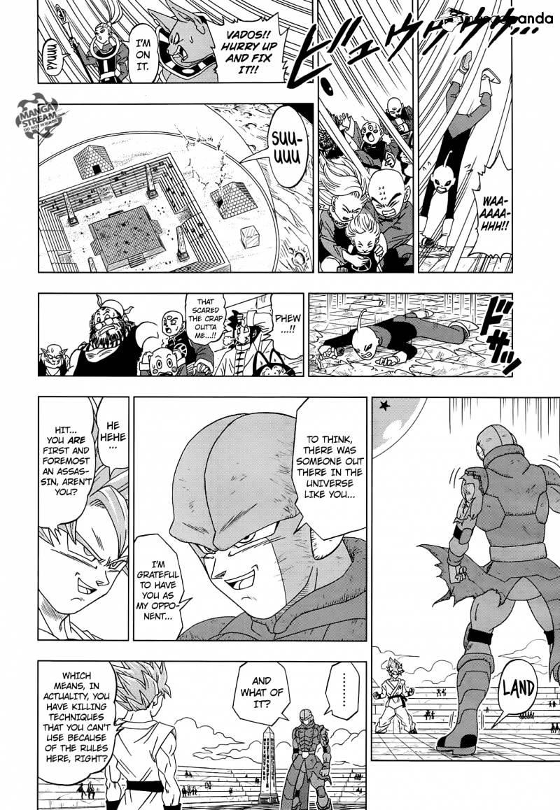 Dragon Ball Super Chapter 13  Online Free Manga Read Image 30