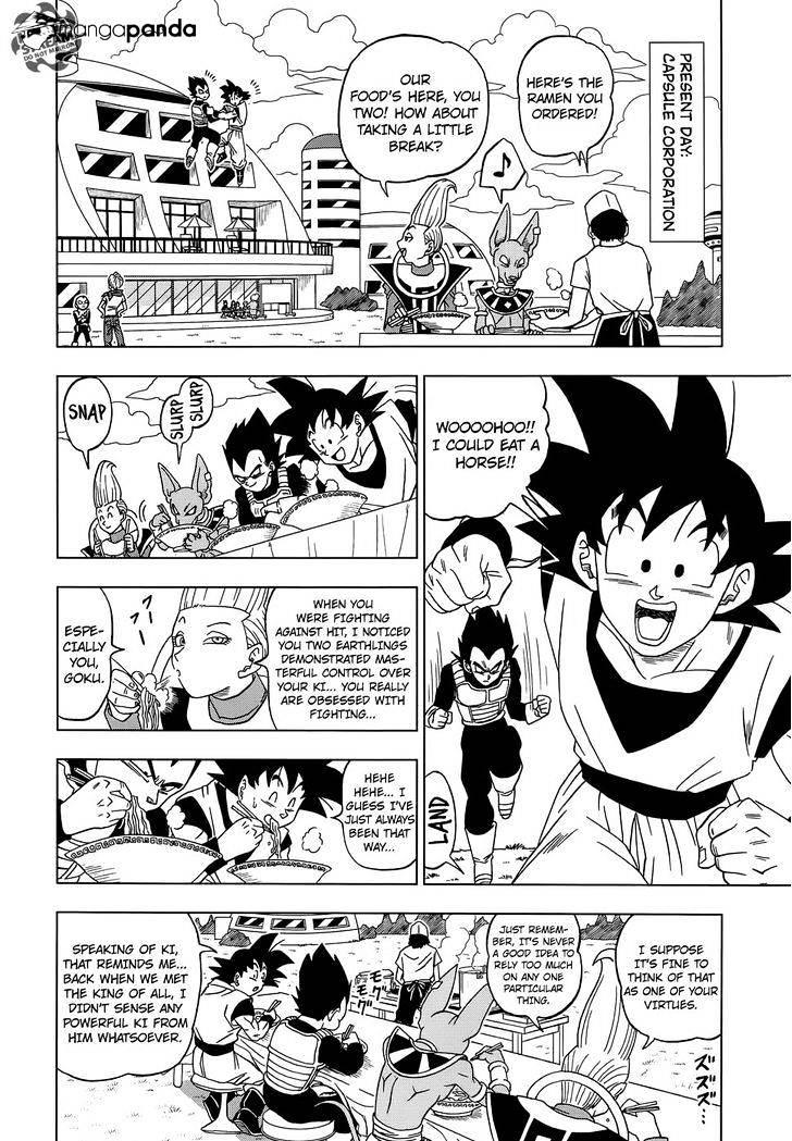 Dragon Ball Super Chapter 14  Online Free Manga Read Image 27