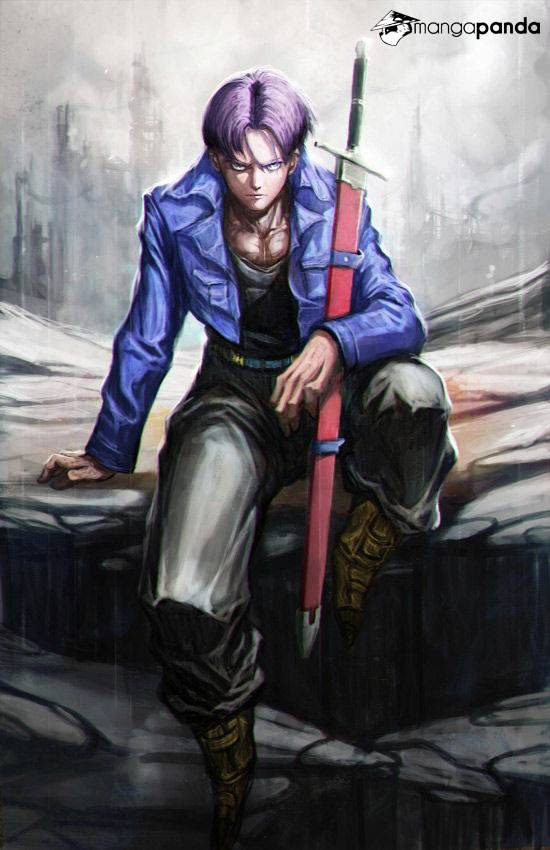 Dragon Ball Super Chapter 14  Online Free Manga Read Image 3