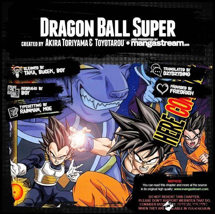 Dragon Ball Super Chapter 14  Online Free Manga Read Image 4