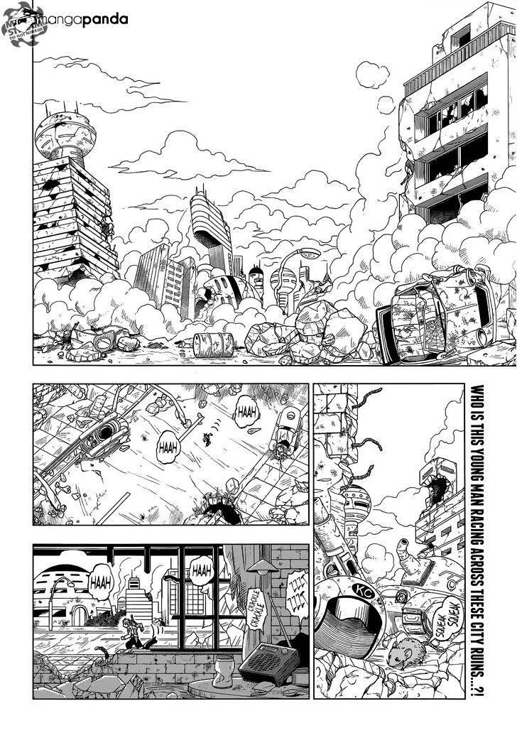 Dragon Ball Super Chapter 14  Online Free Manga Read Image 5