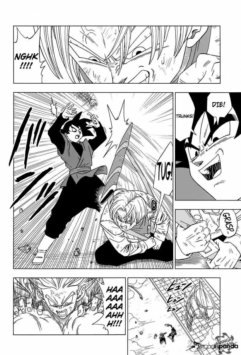 Dragon Ball Super Chapter 15  Online Free Manga Read Image 10