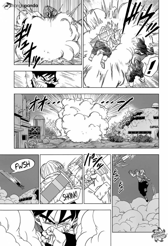 Dragon Ball Super Chapter 15  Online Free Manga Read Image 11