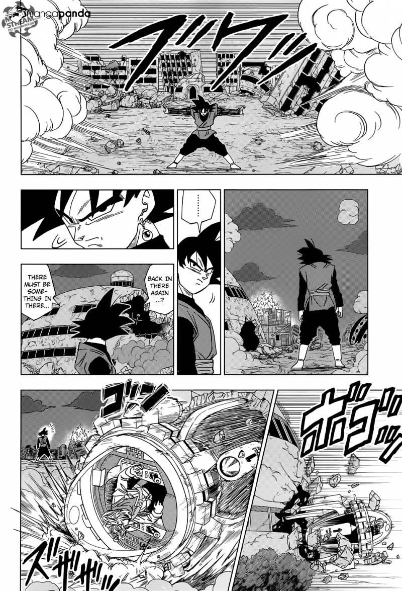 Dragon Ball Super Chapter 15  Online Free Manga Read Image 12