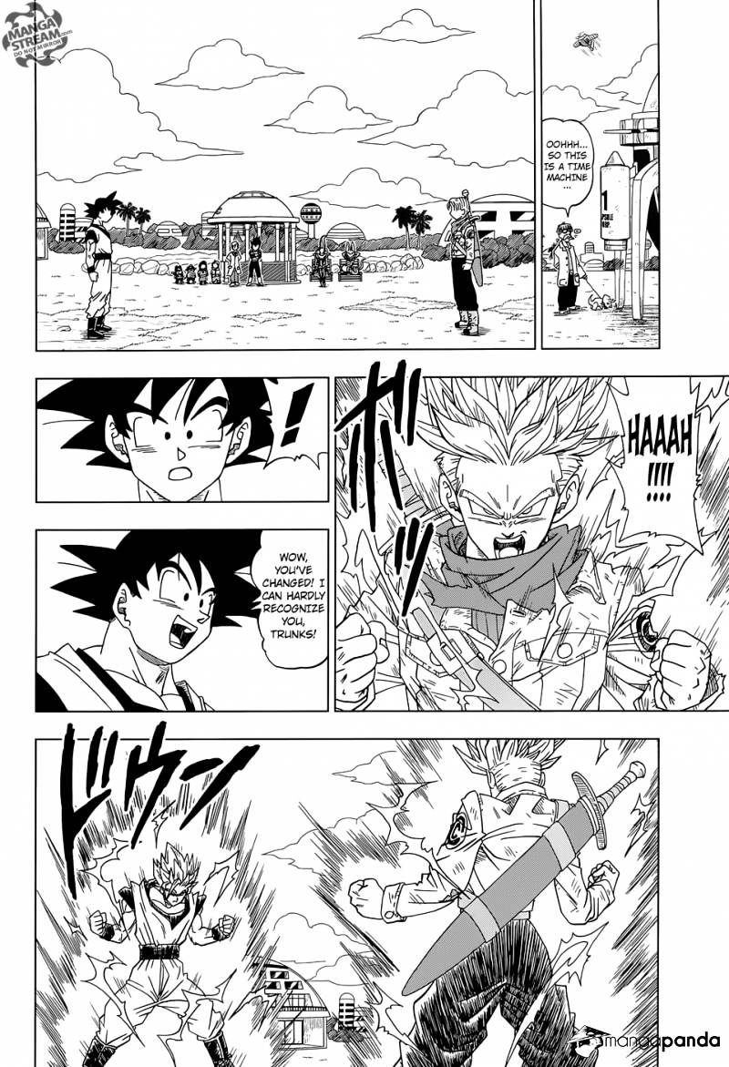 Dragon Ball Super Chapter 15  Online Free Manga Read Image 30