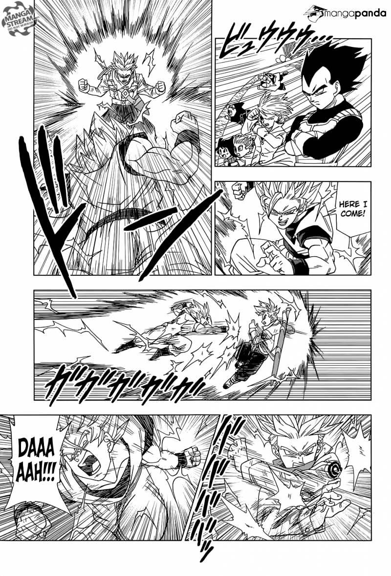 Dragon Ball Super Chapter 15  Online Free Manga Read Image 31