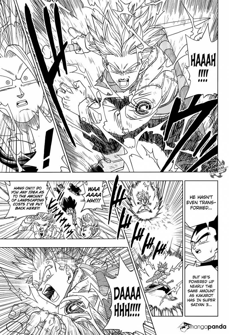 Dragon Ball Super Chapter 15  Online Free Manga Read Image 35