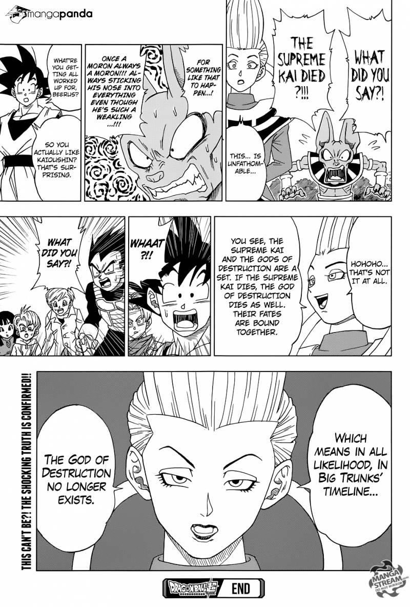 Dragon Ball Super Chapter 15  Online Free Manga Read Image 39