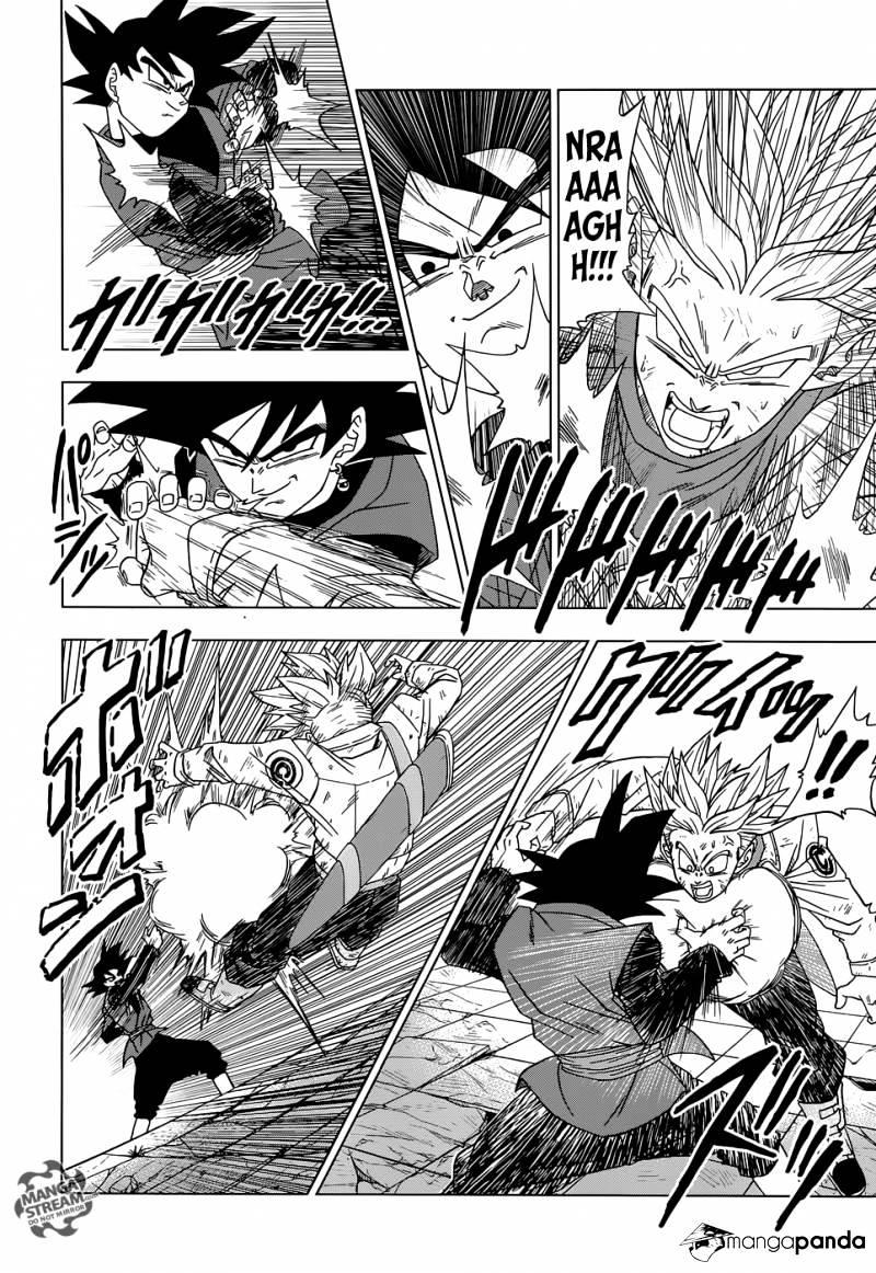Dragon Ball Super Chapter 15  Online Free Manga Read Image 6