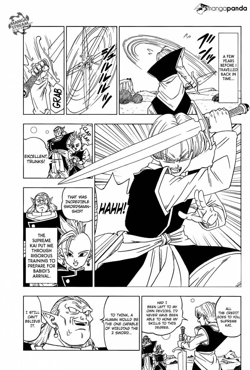 Dragon Ball Super Chapter 16  Online Free Manga Read Image 1