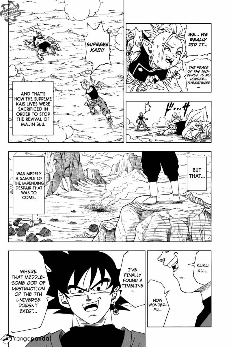 Dragon Ball Super Chapter 16  Online Free Manga Read Image 17