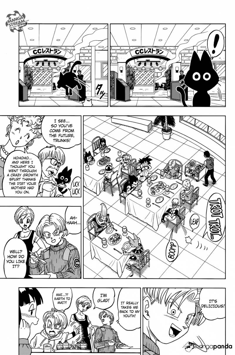Dragon Ball Super Chapter 16  Online Free Manga Read Image 26