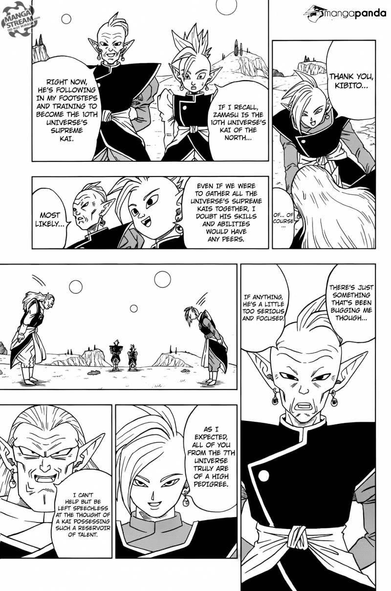 Dragon Ball Super Chapter 16  Online Free Manga Read Image 34