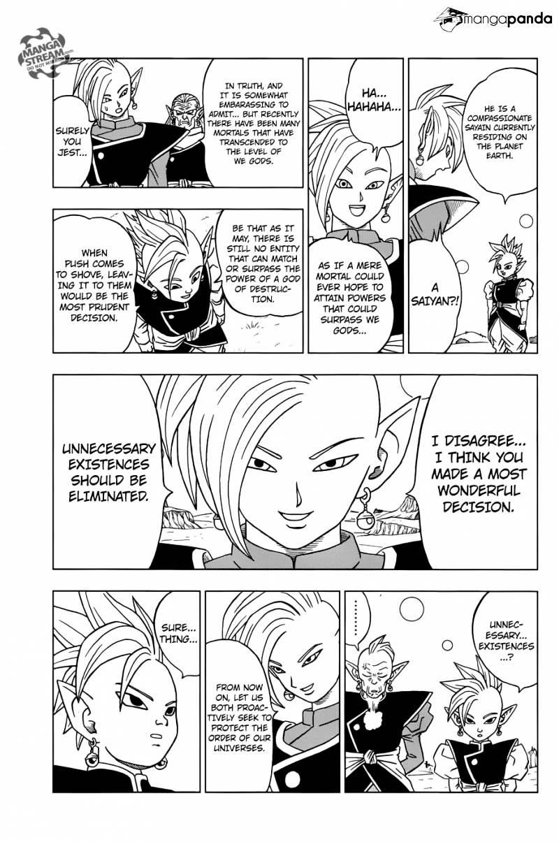Dragon Ball Super Chapter 16  Online Free Manga Read Image 36