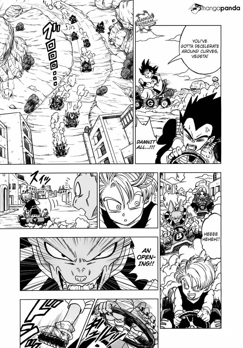 Dragon Ball Super Chapter 17  Online Free Manga Read Image 24