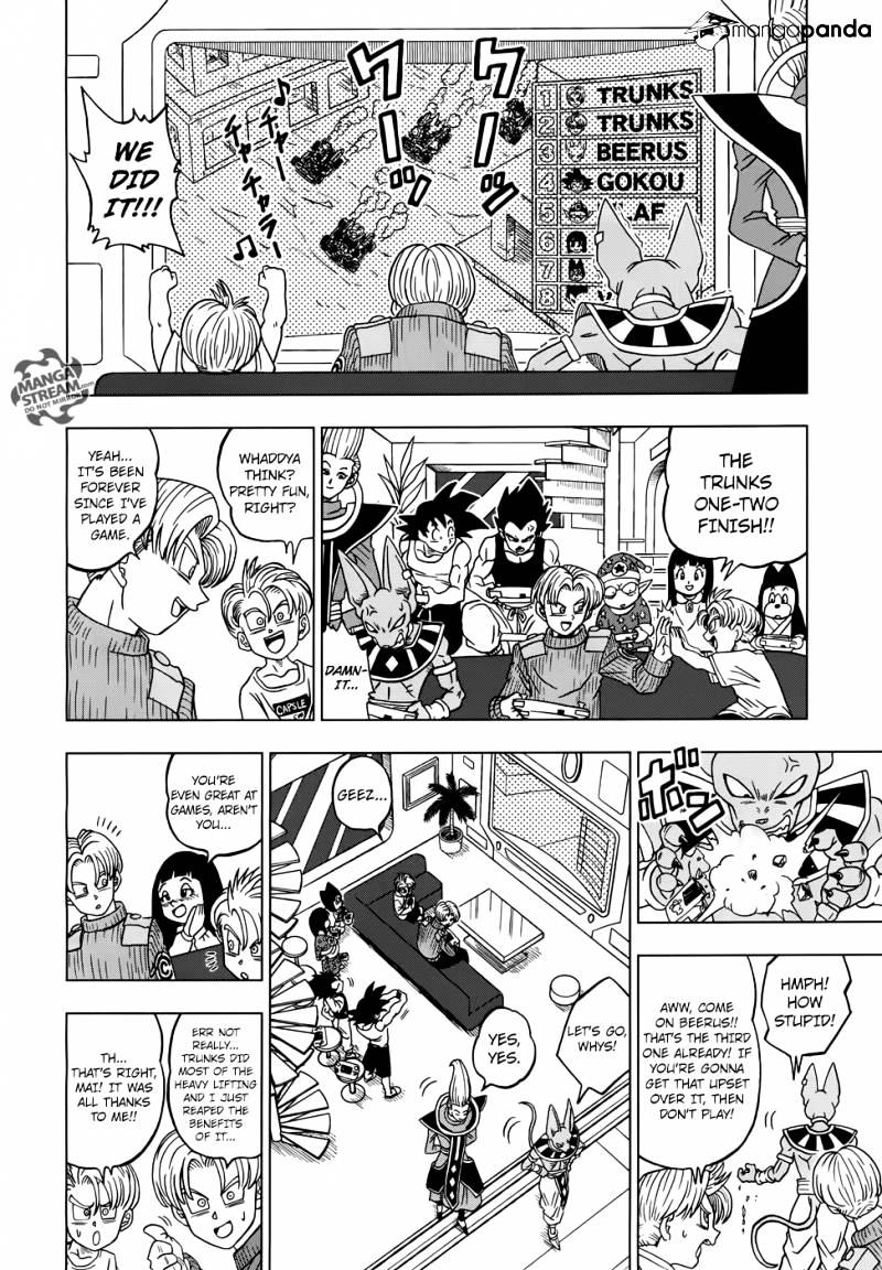 Dragon Ball Super Chapter 17  Online Free Manga Read Image 27