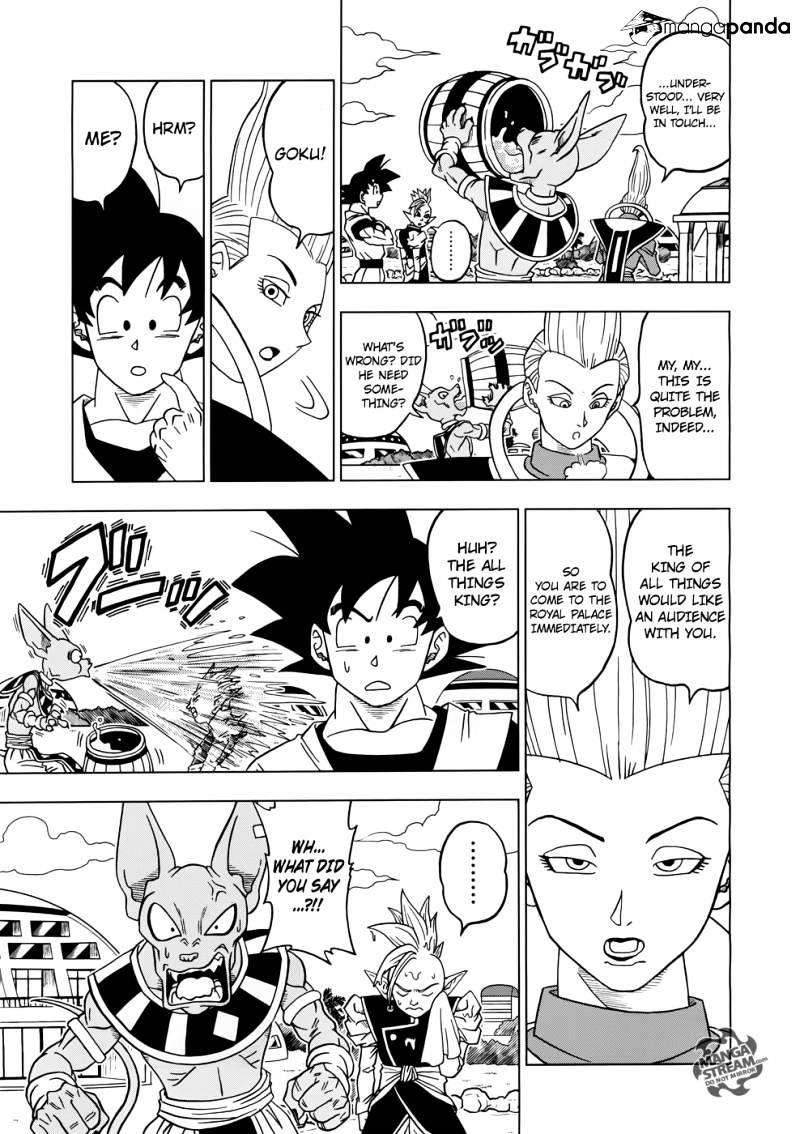 Dragon Ball Super Chapter 17  Online Free Manga Read Image 38