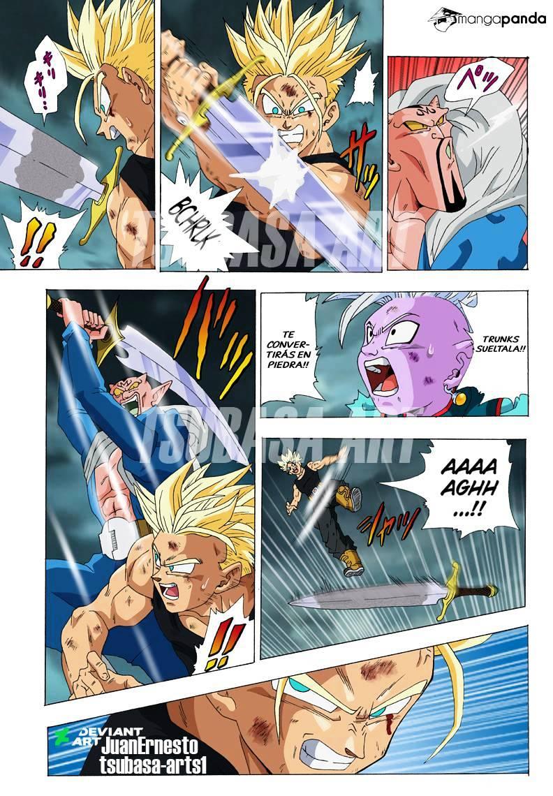 Dragon Ball Super Chapter 17  Online Free Manga Read Image 43