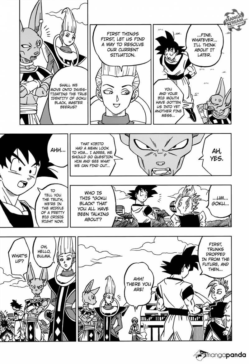 Dragon Ball Super Chapter 18  Online Free Manga Read Image 15