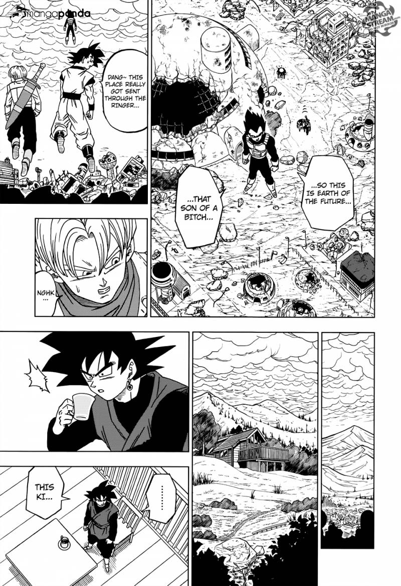 Dragon Ball Super Chapter 18  Online Free Manga Read Image 31