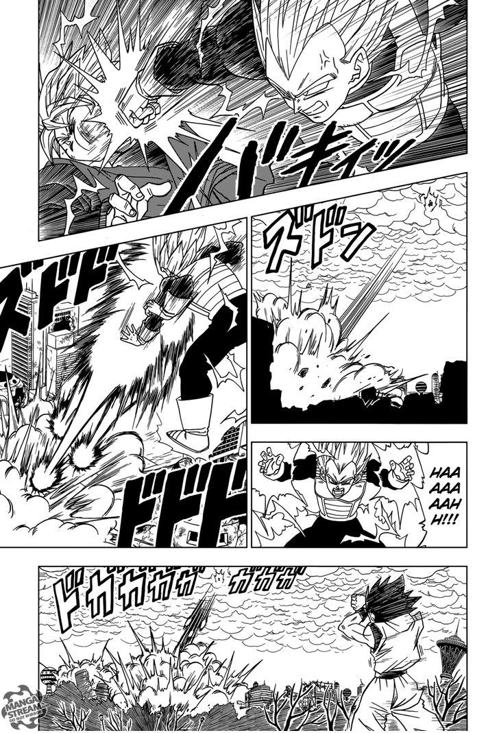 Dragon Ball Super Chapter 19  Online Free Manga Read Image 13