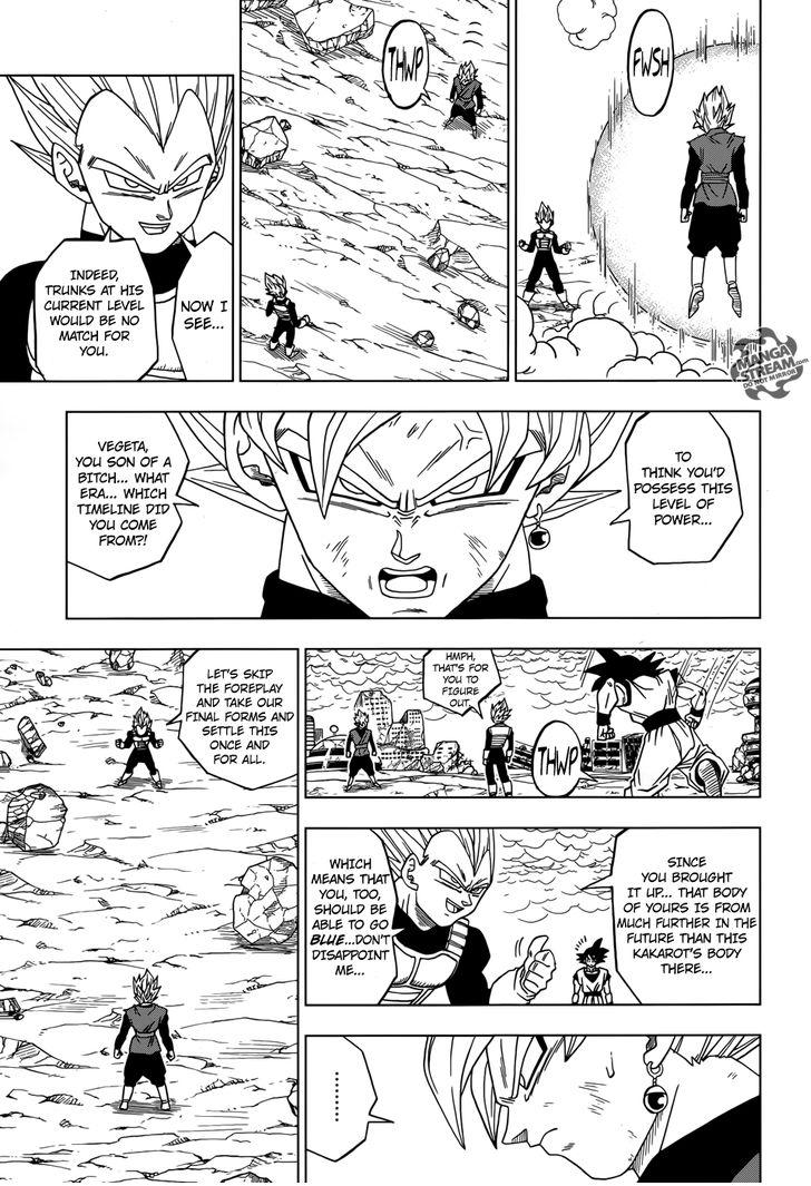 Dragon Ball Super Chapter 19  Online Free Manga Read Image 15