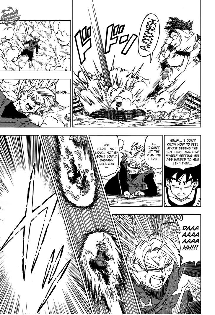 Dragon Ball Super Chapter 19  Online Free Manga Read Image 19